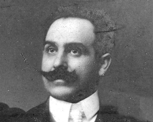 Eladio Rodríguez González, 1904