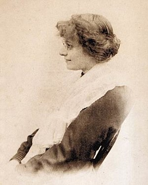 Eleanor Farjeon - Farjeon in 1899