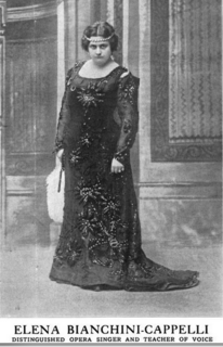 Elena Bianchini-Cappelli