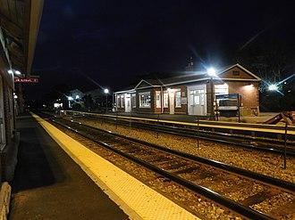 Elgin station (Illinois) - Image: Elgin Station