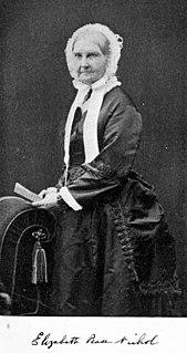 Elizabeth Pease Nichol British activist