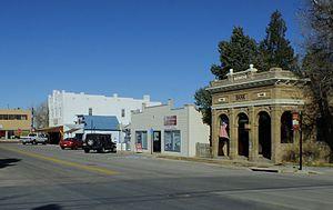 Elizabeth, Colorado - Old Town Elizabeth, Colorado