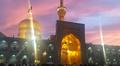 Emam Reza holy shrine main yard 1.png