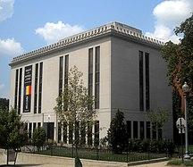 Chad-Legal system-Embassy of Chad (Washington, D.C.)