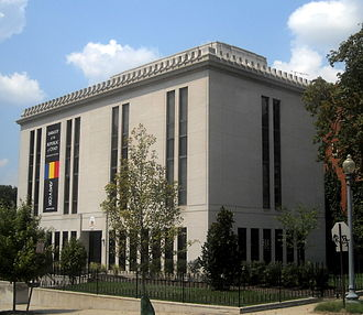 Chad–United States relations - Embassy of Chad in Washington, D.C..