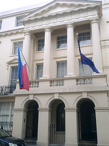 List of diplomatic missions of the Philippines - Wikipedia