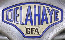 logo de Delahaye
