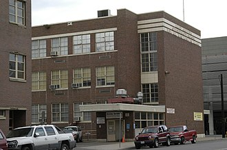 Emily Griffith Technical College - Image: Emily griffith school
