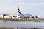Emirates Airbus A380-861 A6-EEU (16859730491).jpg