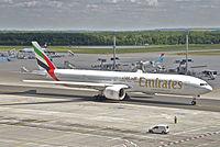 A6-ECW - B77W - Emirates
