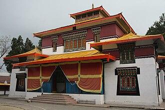 Enchey Monastery - Enchey Monastery