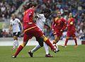 Eniola Aluko England Ladies v Montenegro 5 4 2014 343.jpg