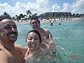 Enjoying the Beach at Lauderdale-by-the-Sea Florida 04.jpg