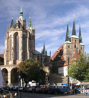 File:ErfurterDom.jpg (Source: Wikimedia)