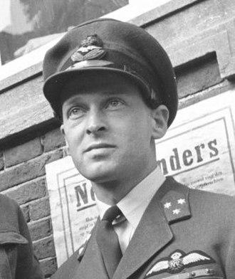 Erik Hazelhoff Roelfzema - Erik Hazelhoff Roelfzema in 1945