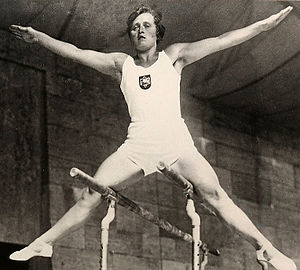 Erna Bürger - Erna Bürger at the 1936 Olympics