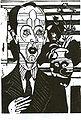 Ernst Ludwig Kirchner - Bildnis Dr Huggler 1935.jpg