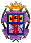 Coat of arms of Cox