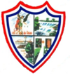 Official seal of Salto del Guairá