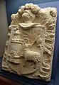 Escut heràldic de la casa de Gabriel Ciscar, Museu Arqueològic d'Oliva.JPG