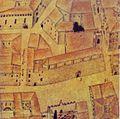 Església de Sant Esteve de València el 1704 (plànol de Tosca).jpg
