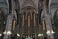 Església de santa Maria de Sagunt, vista cap a l'altar.JPG