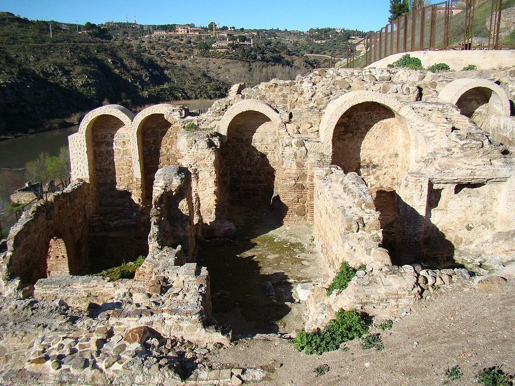 España - Toledo - Baño Árabe 001.JPG