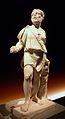 Estàtua de pescador, exposició La Bellesa del Cos, MARQ.JPG