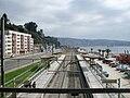 Estación Portales 2009, vista hacia Valparaíso.jpg