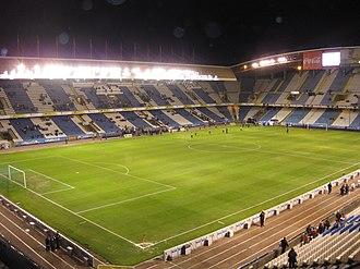 Estadio Riazor - Image: Estadio Riazor