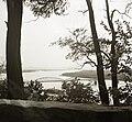 Esztergom, Mária Valéria híd a várból nézve. Fortepan 83762.jpg
