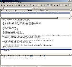 Ethernet flow control - Image: Ethernet Pause Frame
