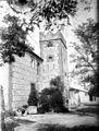 Eugène Trutat - Tour de la maison Bigorre à Château-Roussillon (1909).JPG