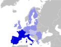 Euromarfor within EU 2015.png