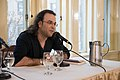 European Voices A Reading & Conversation with Christos Ikonomou and Karen Emmerich (26539965786).jpg