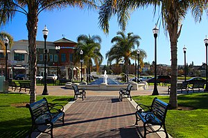 Evergreen, San Jose - Evergreen village square