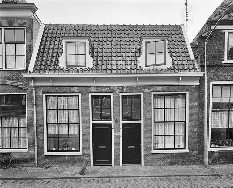 File:Exterieur OVERZICHT VOORGEVELS - Hoorn - 20277592 - RCE.jpg