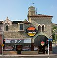 Exterior of Laugh Factory Comedy Club in Hollywood California.jpg