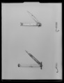 Fällkniv, Frankrike, 1800-talet signerad, Touron - Livrustkammaren - 10769.tif