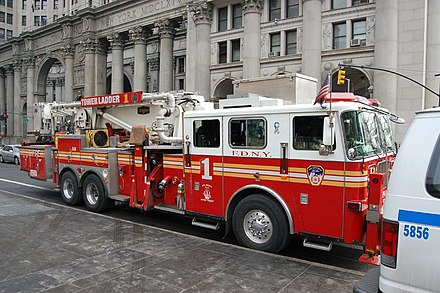 The Fire Department of New York (FDNY) is the largest municipal fire department in the United States.