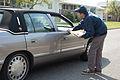 FEMA - 43643 - FEMA Community Relations specialist talks to a resident in New Jersey.jpg