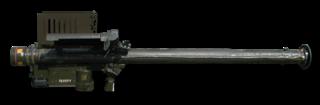 FIM-92 Stinger U.S. man-portable surface-to-air missile