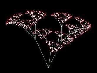 Fractal - Image: FRACTAL 3d FLOWER