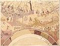 Facsimile of the Dome Painting of the Chapel of Exodus, Bagawat Necropolis, Kharga Oasis MET sf30-4-226s1.jpg