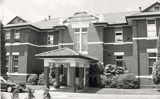 Fairfield Infectious Diseases Hospital Hospital in Fairfield, Australia