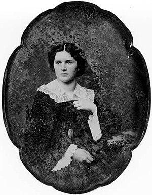 Letter to Fanny McCullough - Fanny McCullough