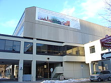 Fauteux Hall at the University of Ottawa