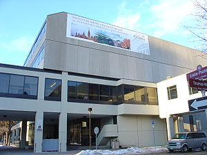 University of Ottawa Faculty of Law - Image: Fauteux Hall