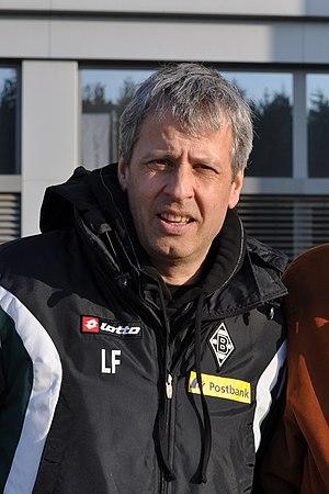 Borussia Mönchengladbach - Former manager Lucien Favre