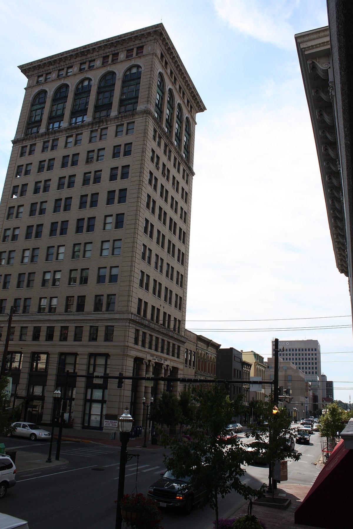Fayette National Bank Building Wikipedia
